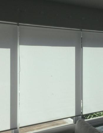 Lichtdoorlatende Rolgordijnen